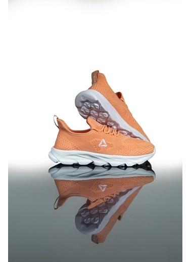 Letoon Teek01 Unısex Spor Ayakkabı Pudra
